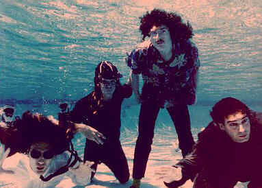 Fun fact: Al and his band spent most of 1992 under water
