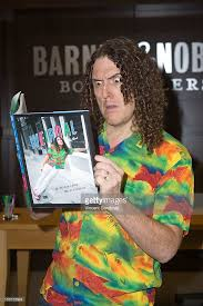 Photographic evidence that Al is at least familiar with the book we did together