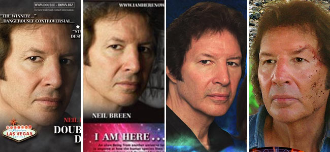 The many moods of Neil Breen