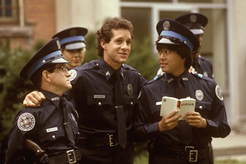 I would say more about Steve Guttenberg's character except that I've already forgotten everything about it.