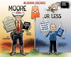 History certainly will remember Roy Moore primarily for his sanctity and fierce Christian values
