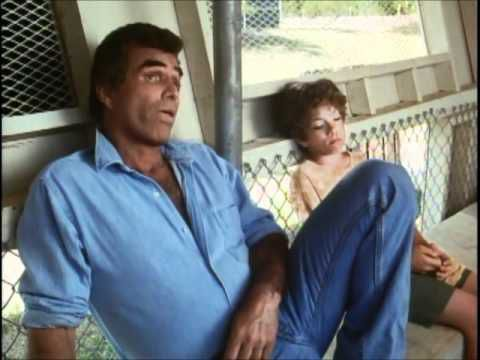 In this scene, Burt wisely counsels a protege to be weary of spray tans and excessive cosmetic surgery in the future.