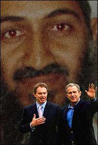 Thing about Bin Laden? He had a freakishly large head.