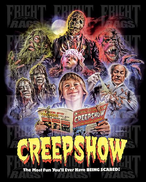f3d4fcea Spookthology of Terror Special Edition: Creepshow (1982) — Nathan ...