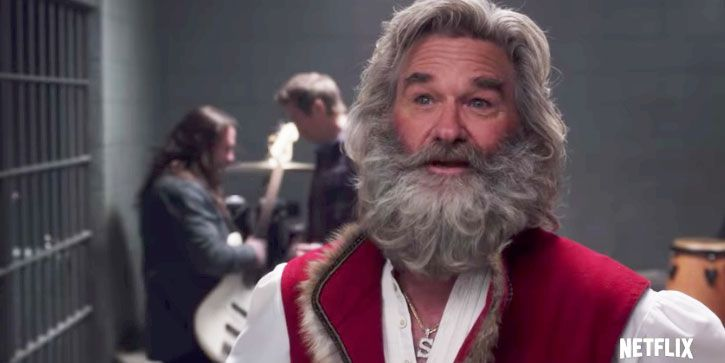 The Christmas Chronicles Santa.Scalding Hot Takes The Christmas Chronicles Nathan
