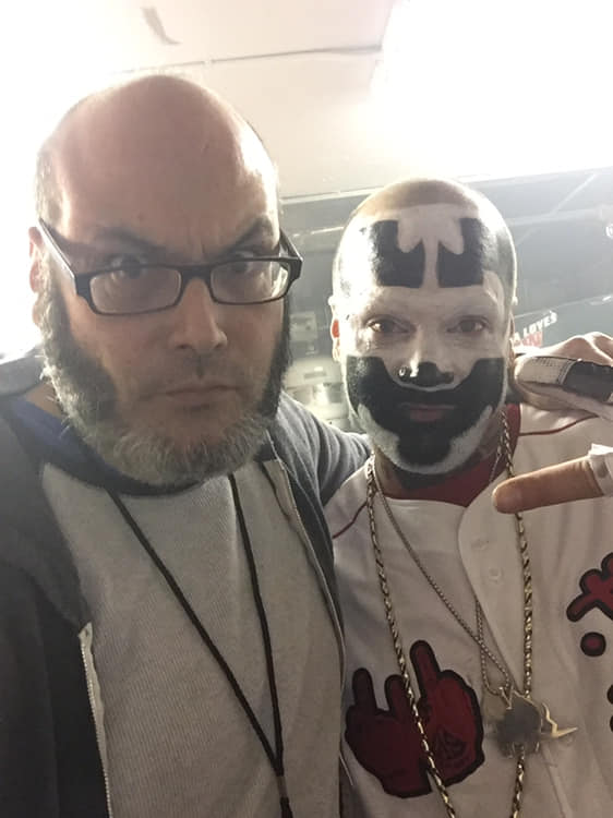 Some Clown (Left) , Shaggy 2 Dope (right)