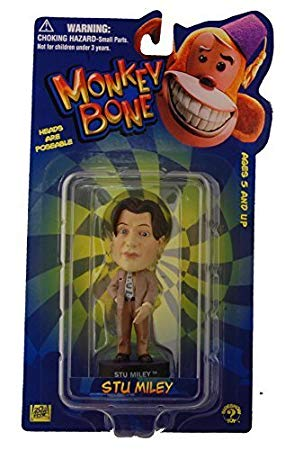 Monkeybone,  alas, was decidedly less of a merchandising bonanza.