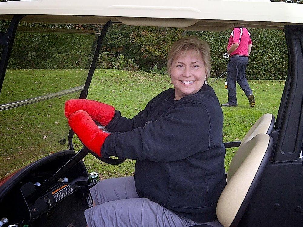 Golf in Digby 2013