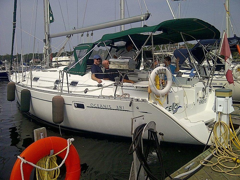 Yachting 2013