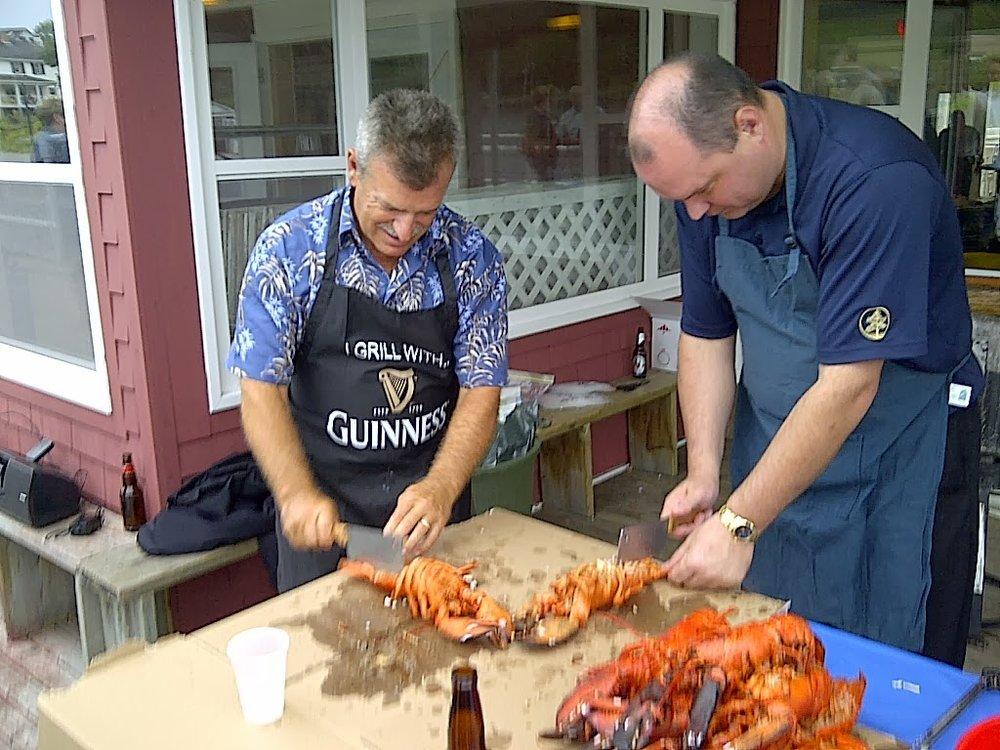 Lobster Night 2012