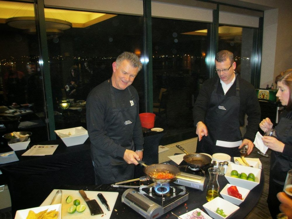 Chef Night 2012