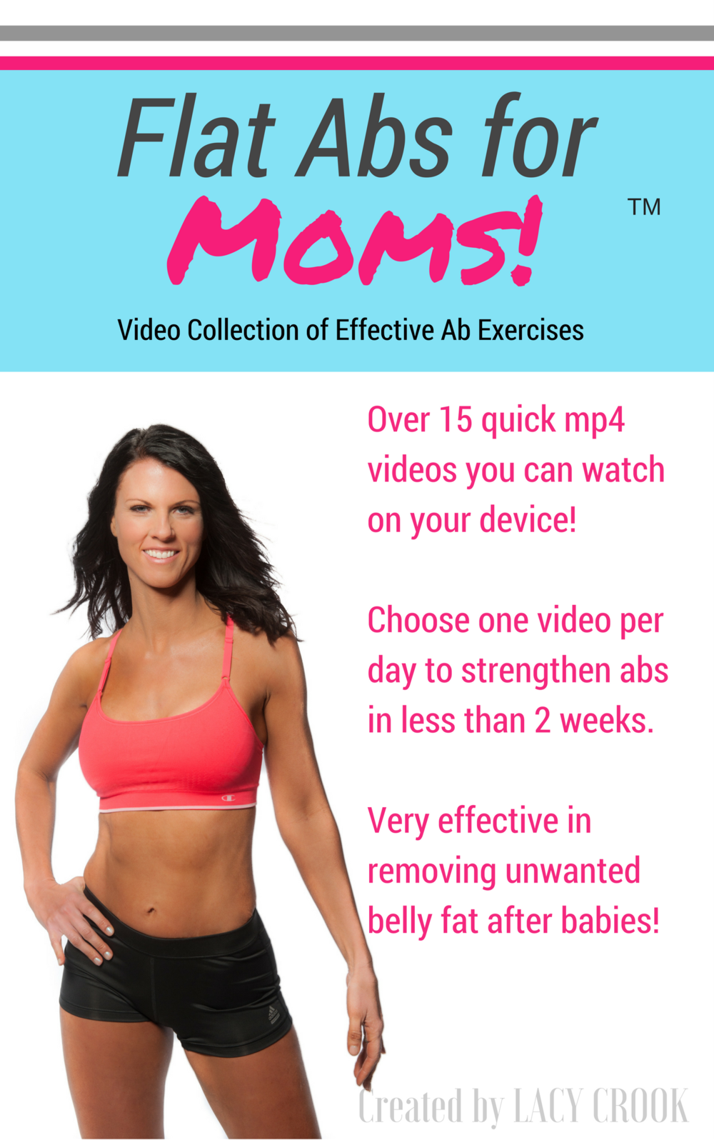 Flat Abs for Moms