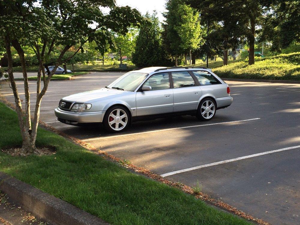 1995 Audi S6 Avant Avants