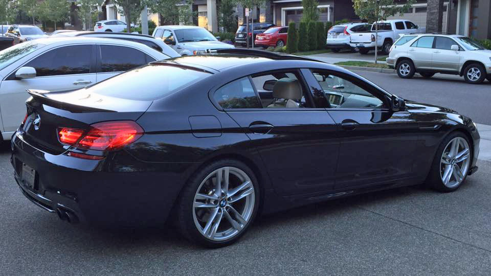 2013 Bmw 640i Gran Coupe M Sport Avants
