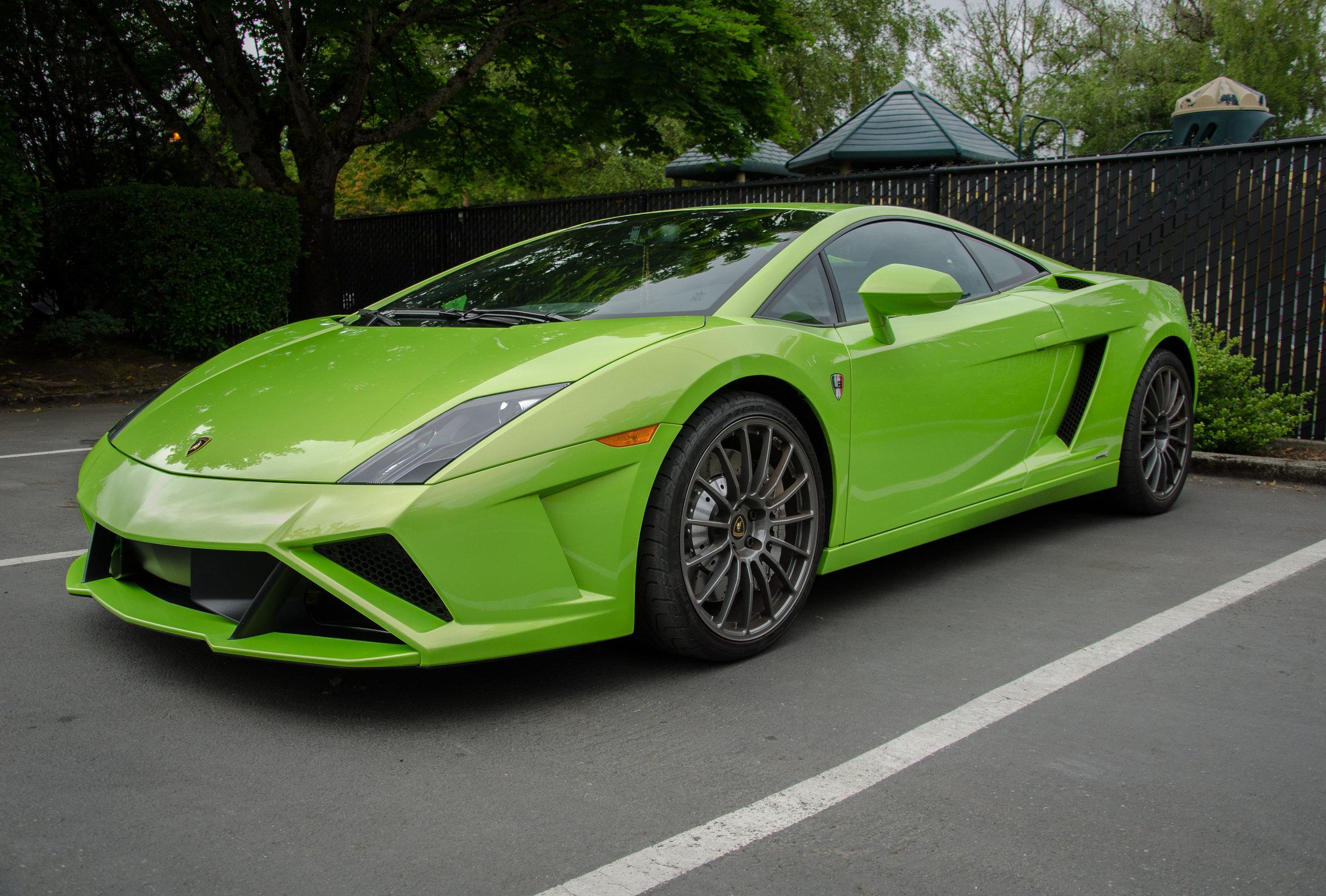 2013 Lamborghini Gallardo Lp560 4 Avants