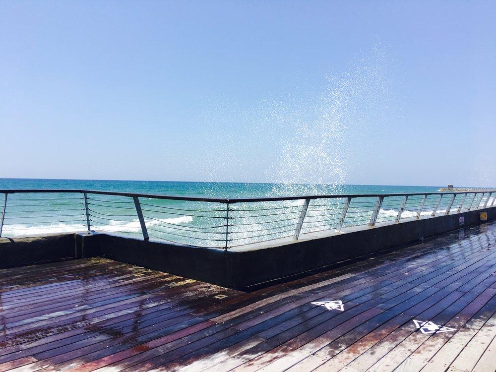 Mediterranean Sea, Tel Aviv