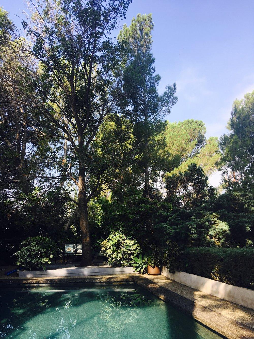 Gomelsky Eichler home, Granada Hills, CA