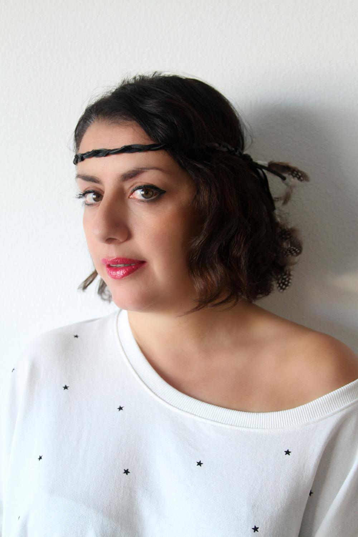Dreamcatcher headband