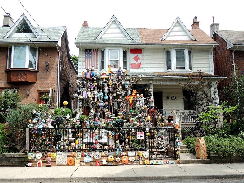 The Doll House - Leslieville neighbourhood in Toronto