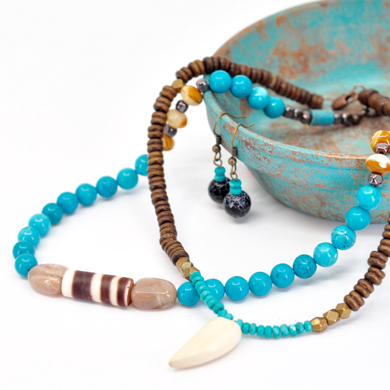 - Learn the basics of bead stringing, wire forming, and clasp connecting in this great Introduction to Beading class! You will leave with a finished necklace and pair of earrings. All materials included. 10% off additional purchases for the following week. Click here to register online. Call us at 512-963-2323 to register by phone.