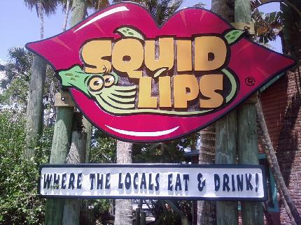 Squid Lips