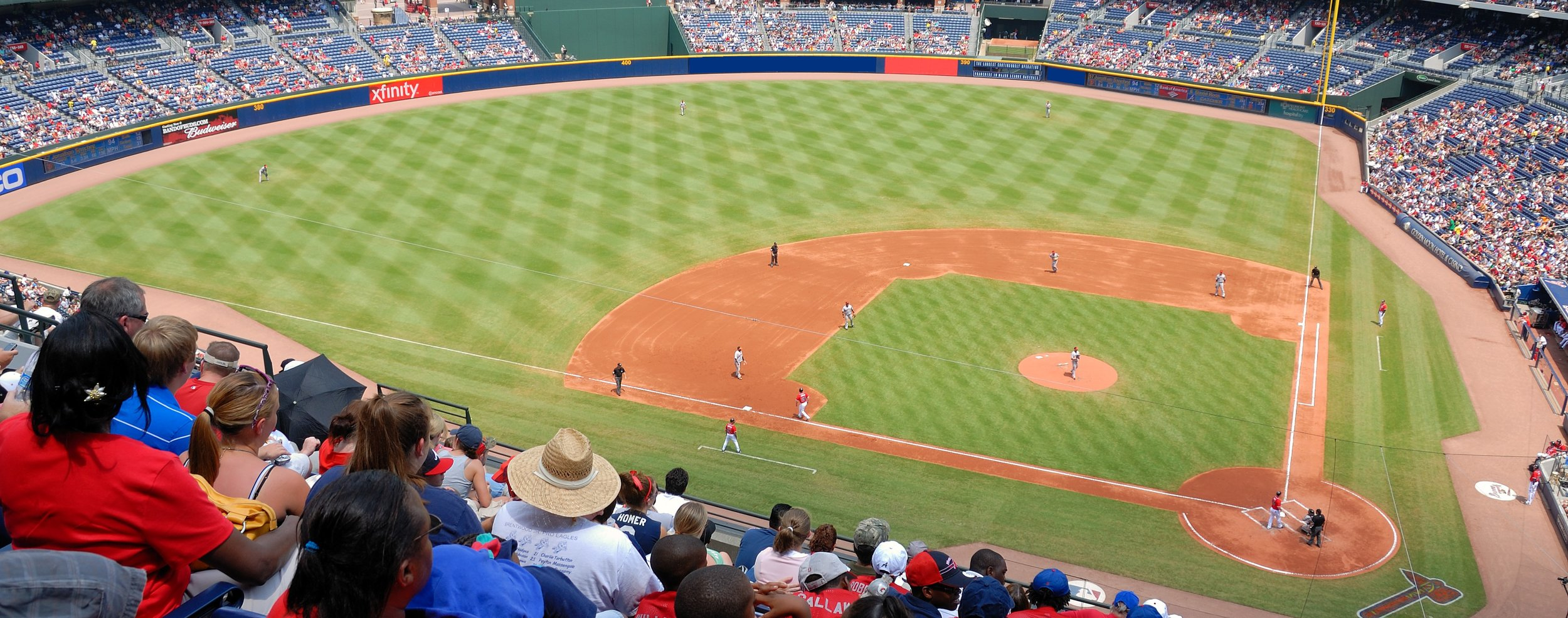 panoramic-view-baseball-field