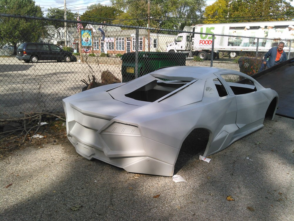 This Is Our Lamborghini Reventon Style Body Kit.