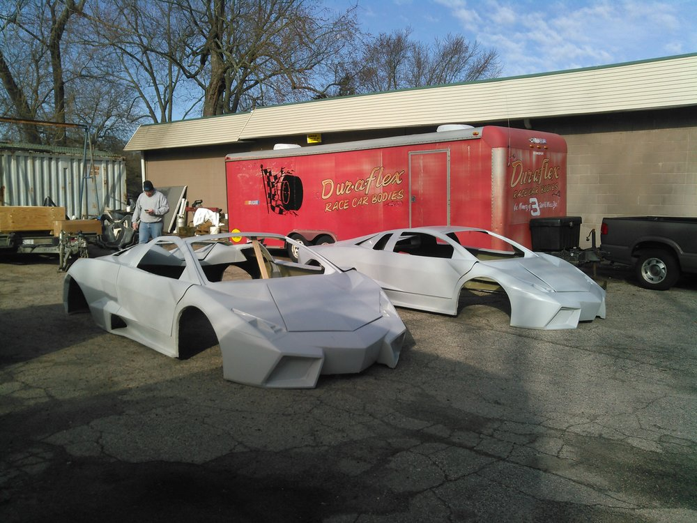 Lamborghini Replicas — Dur-A-Flex Racing
