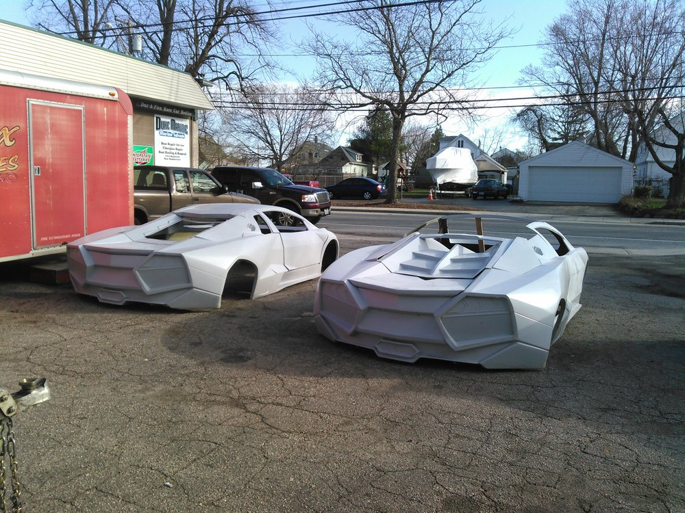 Lamborghini Replicas — Dur-A-Flex Racing