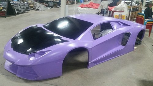 Lamborghini Replicas Dur A Flex Racing