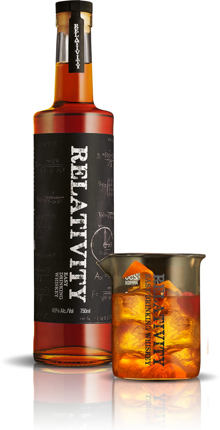 relativity - brain brew invention