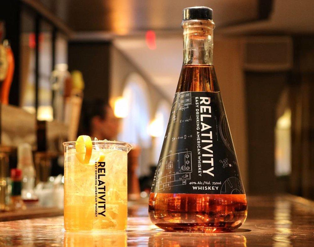 Relativity Whisky from Brain Brew Distilling