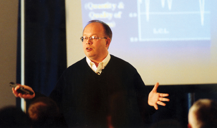 Doug Hall keynote presentation on Innovation