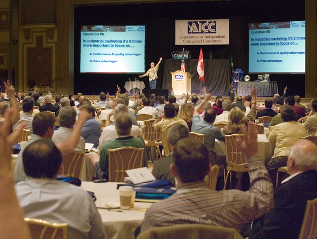 Doug Hall Keynote at AICC