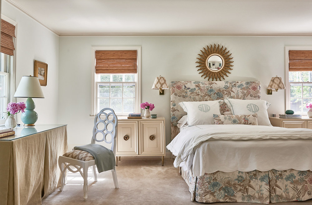 Q Interiors - Bedroom Design