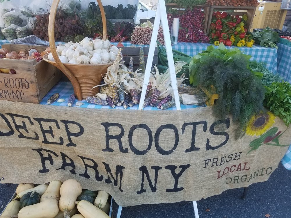CSA PICKUPS ARE AT MARKETS THROUGHOUT SOUTHERN WESTCHESTER AS WELL AS A LOCAL DROP OFF LOCATION IN HARRISON, NY