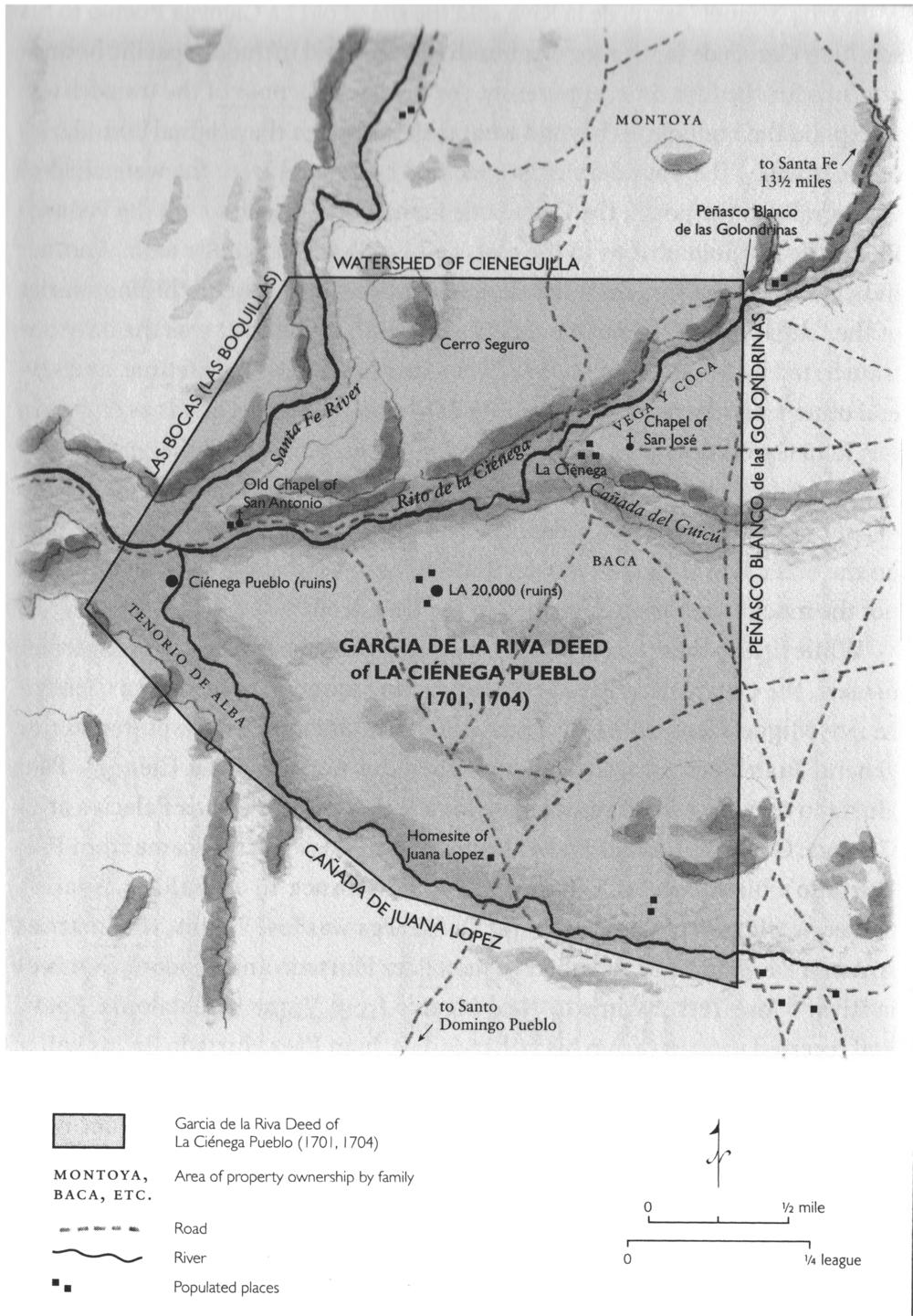 12 - La Ciénega Pueblo