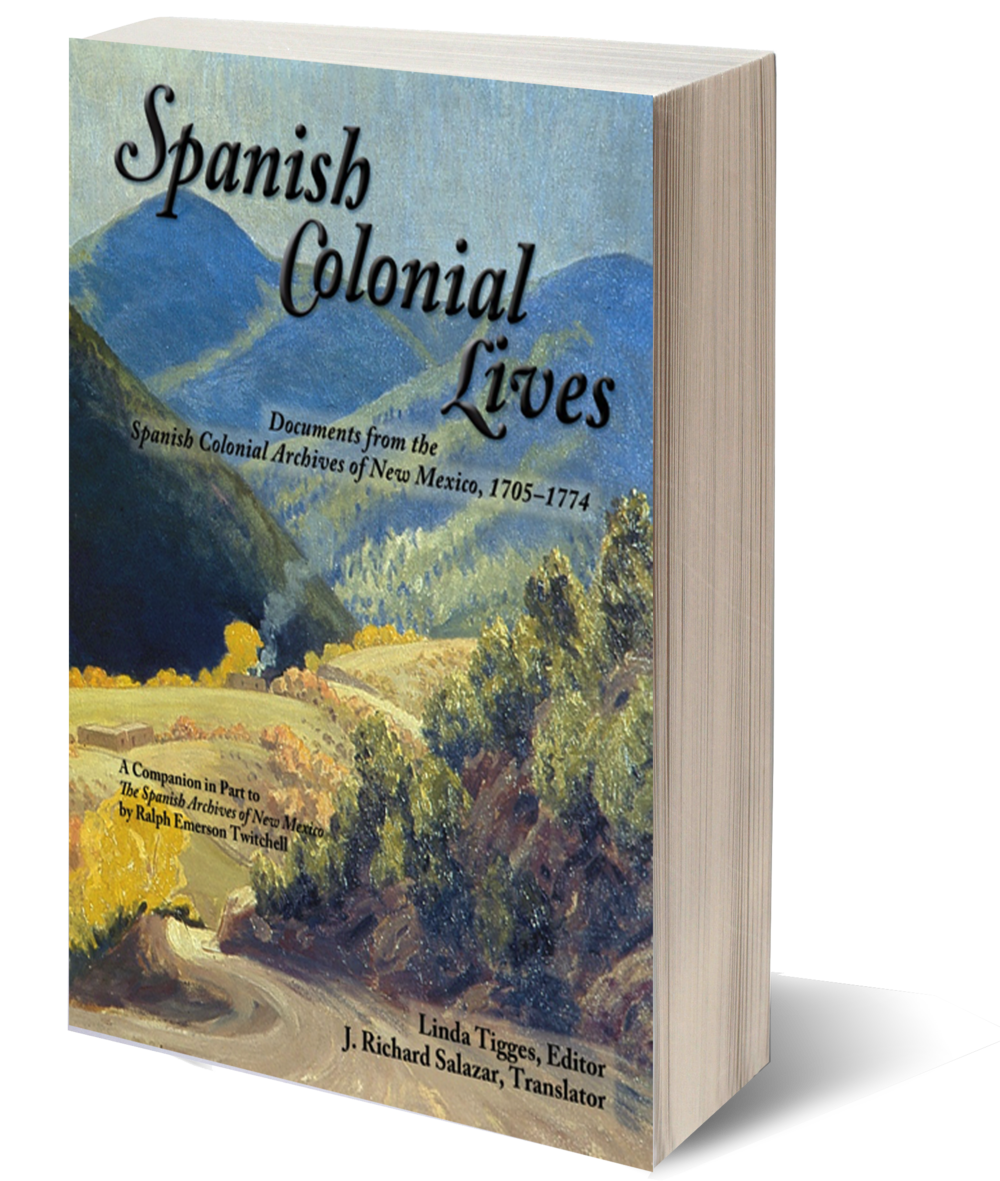 Spanish Colonial Lives 3d Cover