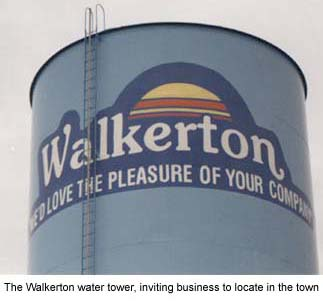 Walkerton, Ontario Water Tower