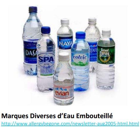 L'Eau Embouteillé