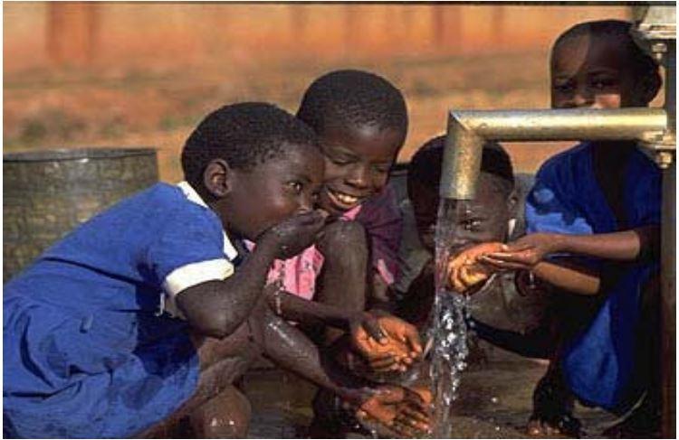 économie et traitement de l'eau