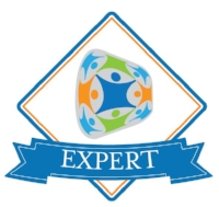 Digital Human Library Expert Badge