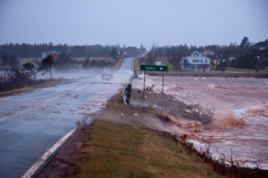 PEI is highly vulnerable to sea level rise due to climate change. Retrieved from  https://www.thestar.com/business/2015/11/14/prince-edward-island-coastal-real-estate-and-the-impact-of-climate-change.html