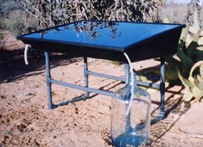 Solar Water Distillation — Safe Drinking Water Foundation
