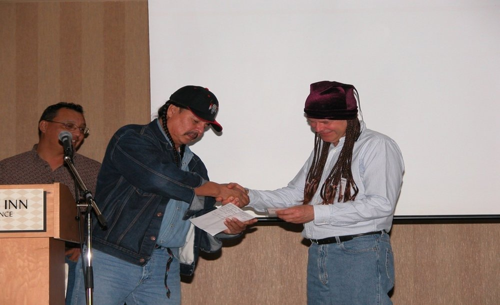 Hans Honourary First Nations Member.jpg