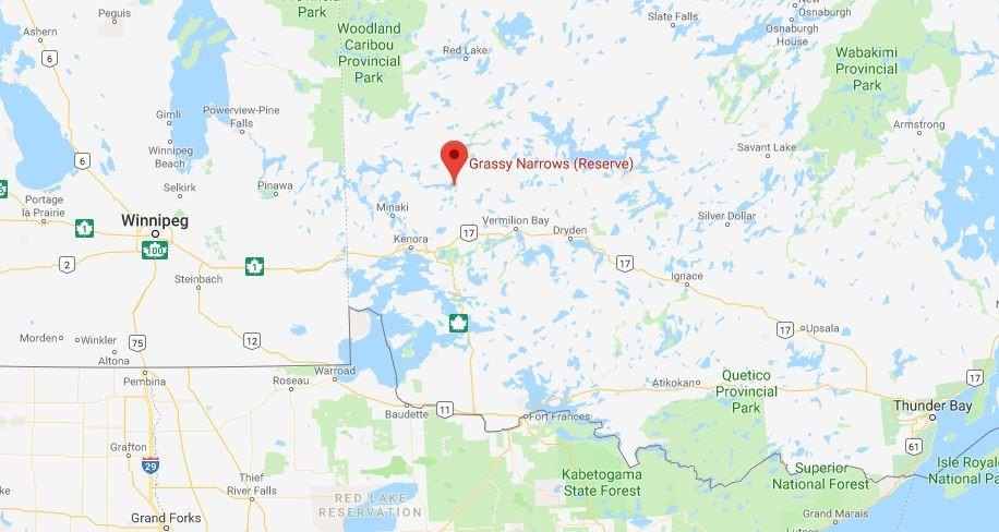 Grassy Narrows First Nation
