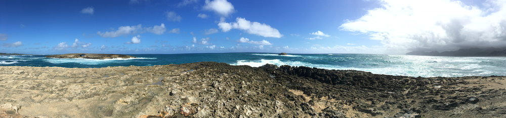 Laie Point, Oahu, Hawaii