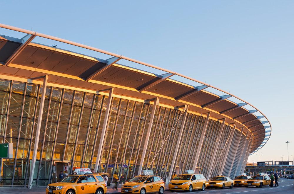 JFK Delta Terminal 4  Skidmore, Owings & Merrill