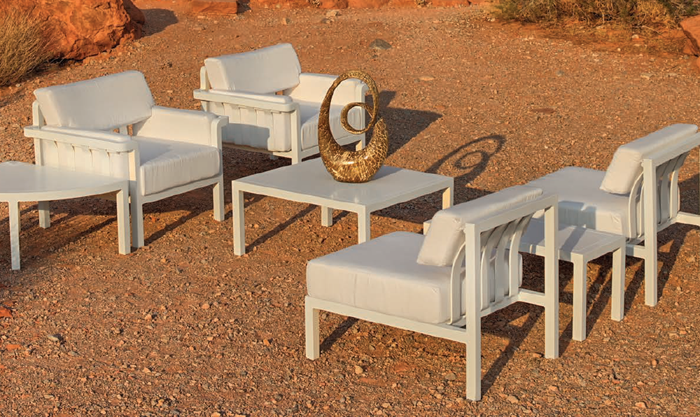 Texacraft Modular Amp Woven Outdoor Hospitality Furniture In
