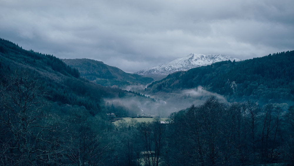 Winter Snowdonia | Zeiss Lenspire